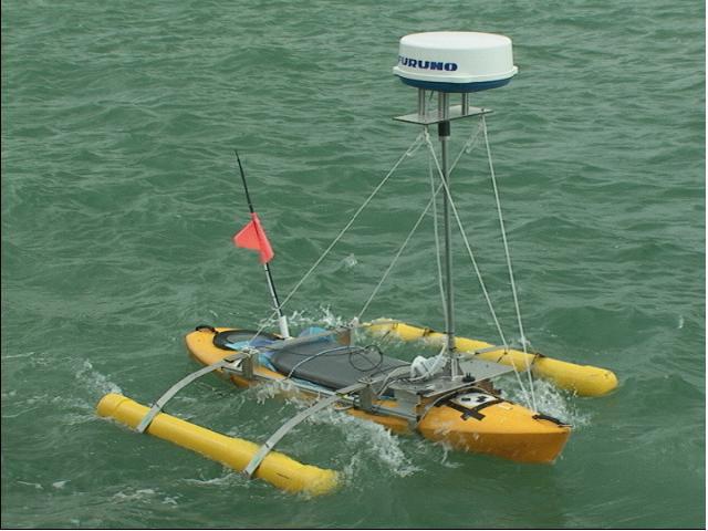 autonomous kayak